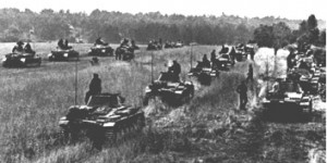 German Panzer forces in France