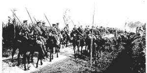 British cavalry 1914