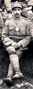 Soldier Anibal Milhais