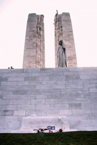 Vimy-Memorial battlefield tour
