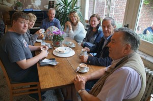 Battlefield Tours visit to Talbot house