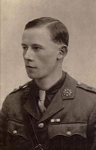 Lieutenant William Noel Hodgson