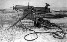 A German MG08