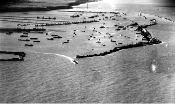 The Mulberry Harbours