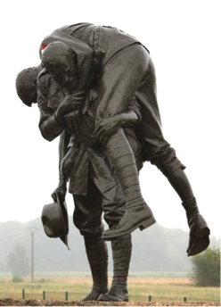 Australian memorial Fromelles