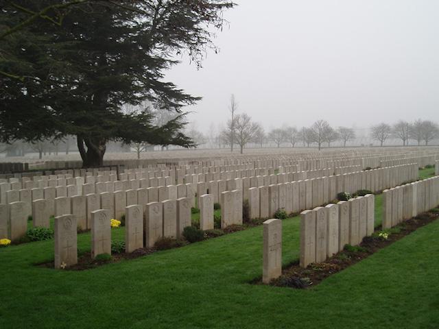 Lijssenthoek Cemetery Today