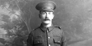 Sapper William Hacket VC