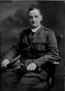 Chaplain William Doyle