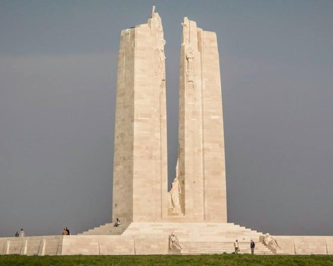 The Canadian National Memorial
