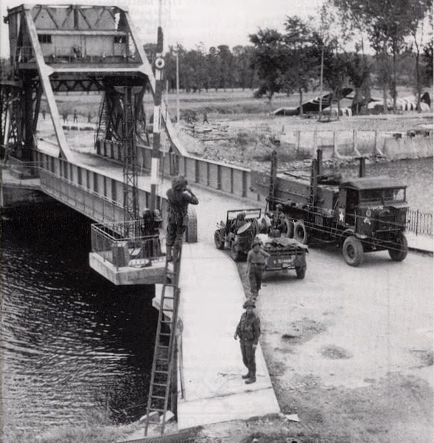 Pegasus Bridge 9 June 1944